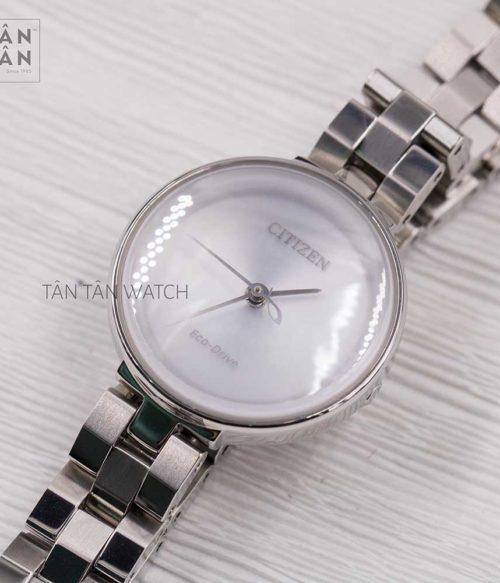 Đồng hồ Citizen EW5500-57A mặt trước