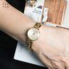 Đồng hồ Citizen EW5502-51P đeo trên tay