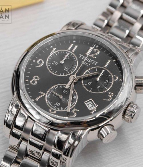Đồng hồ Tissot T050.217.11.052.00 mặt trước