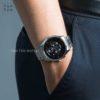 Đồng hồ Citizen AT2360-59E đeo trên tay
