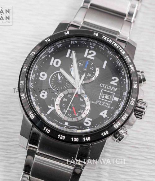 Đồng hồ Citizen AT8124-83E mặt trước