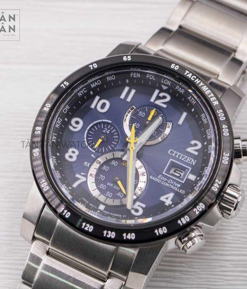 Đồng hồ Citizen AT8124-91L mặt trước