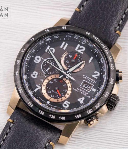Đồng hồ Citizen AT8126-02E mặt trước
