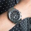 Đồng hồ Citizen BL5540-53E đeo trên tay