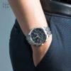 Đồng hồ Citizen BL8140-80E đeo trên tay
