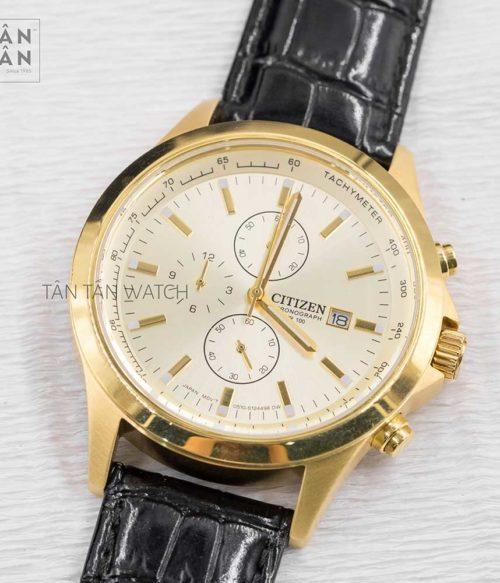 Đồng hồ Citizen AN3512-03P mặt trước
