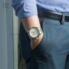 Đồng hồ Citizen AN3604-58A đeo trên tay