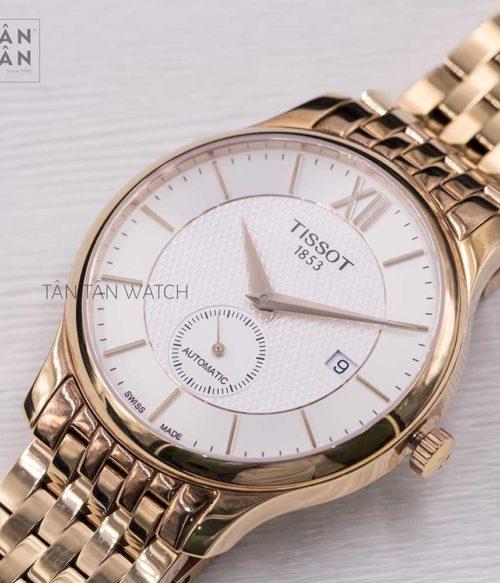 Đồng hồ Tissot T063.428.33.038.00 mặt trước