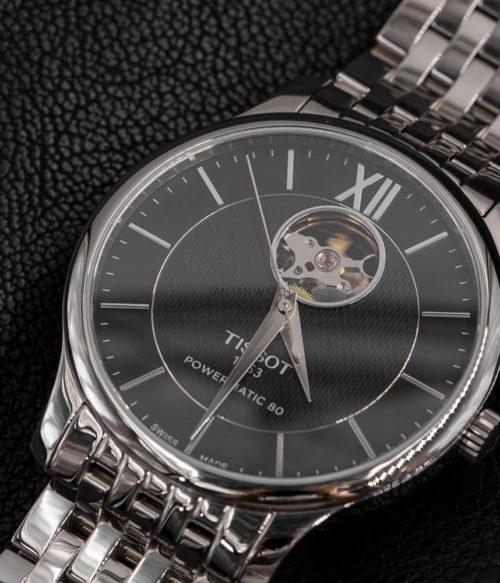 Đồng hồ Tissot T063.907.11.058.00 mặt trước