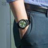 Đồng hồ Citizen BM8475-00X đeo trên tay