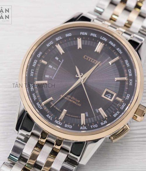 Đồng hồ Citizen CB0156-66E mặt trước