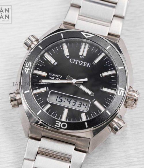 Đồng hồ Citizen JM5460-51E mặt trước