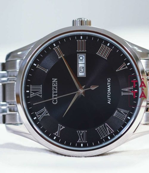 Đồng hồ Citizen NH8360-80E mặt trước