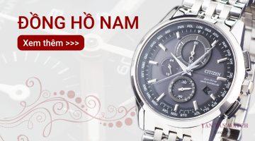 Tập hợp những mẫu đồng hồ nam của nhiều hãng đồng hồ danh tiếng