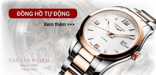 Đồng hồ tự động - Tân Tân Watch