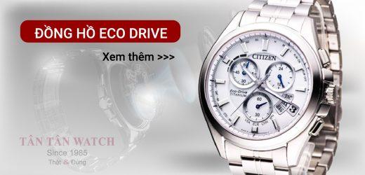 Đồng hồ Eco Drive - Tân Tân Watch