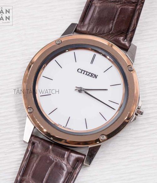 Đồng hồ Citizen AR5026-05A mặt trước