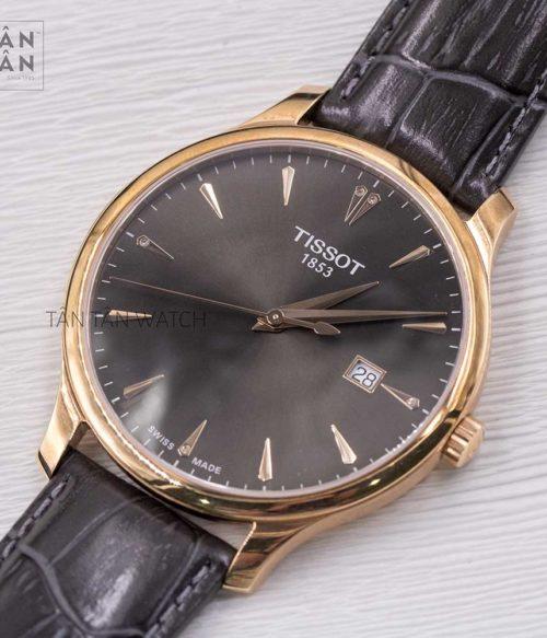 Đồng hồ Tissot T063.610.36.086.00 mặt trước