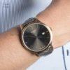 Đồng hồ Tissot T063.610.36.086.00 đeo trên tay