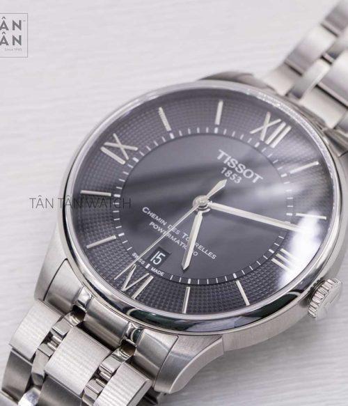 Đồng hồ Tissot T099.407.11.058.00 mặt trước
