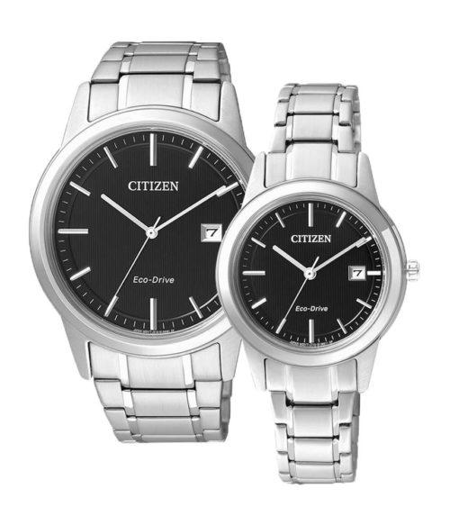 CITIZEN – Eco-Drive AW1231-58E (Nam) – FE1081-59E (Nữ)