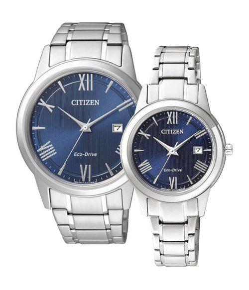 CITIZEN – Eco-Drive AW1231-58L (Nam) – FE1081-59L (Nữ)
