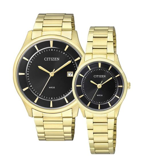 CITIZEN – Quartz(PIN) BD0043-59E (Nam) – ER0203-51E (Nữ)