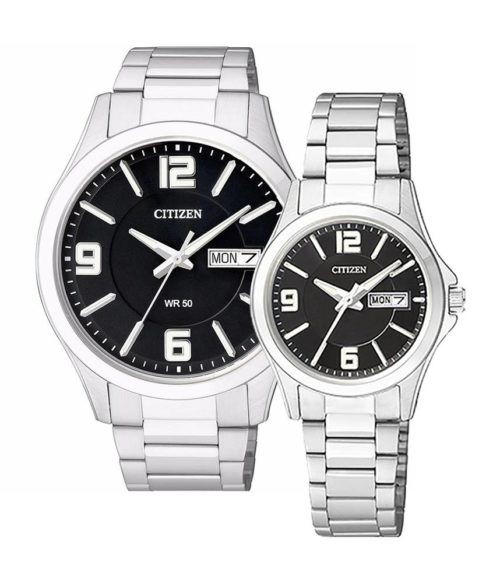CITIZEN – Quartz(PIN) BF2001-55E (Nam) – EQ0591-56E (Nữ)