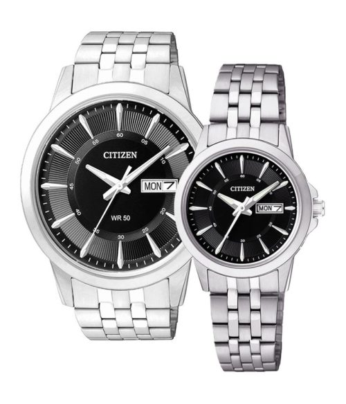 CITIZEN – Quartz(PIN) BF2011-51E (Nam) – EQ0601-54E (Nữ)