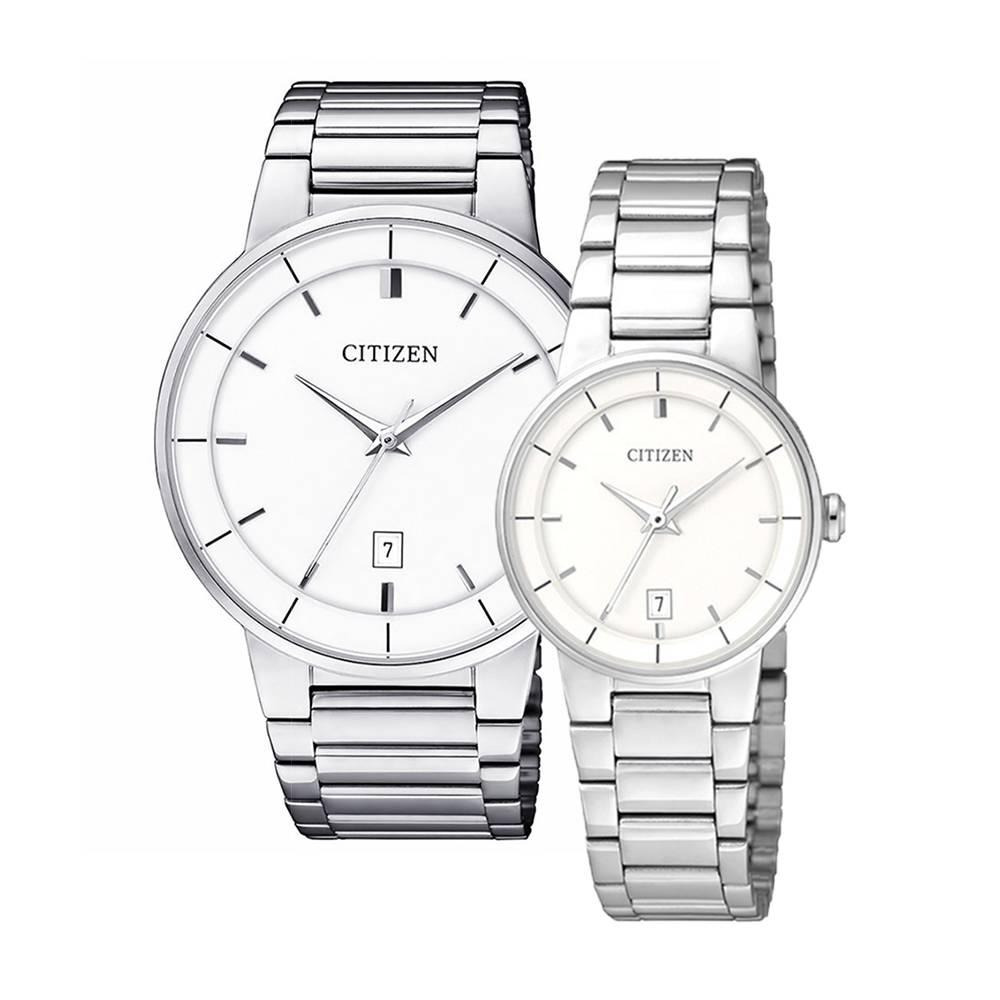 CITIZEN – Quartz(PIN) BI5010-59A (Nam) – EU6010-53A (Nữ)