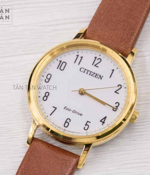 Đồng hồ Citizen EM0578-17A mặt trước