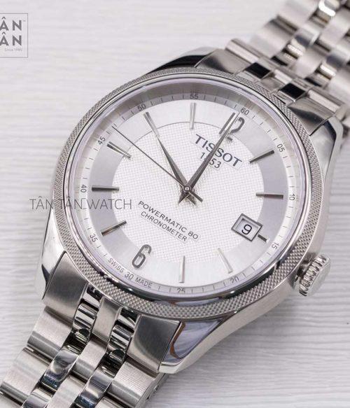 Đồng hồ Tissot T108.408.11.037.00 mặt trước