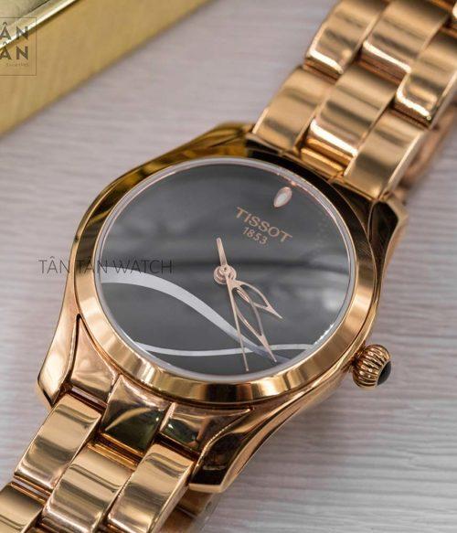 Đồng hồ Tissot T112.210.33.051.00 mặt trước