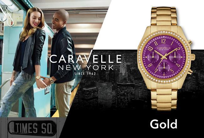 Đồng hồ Caravelle New York giá bao nhiêu
