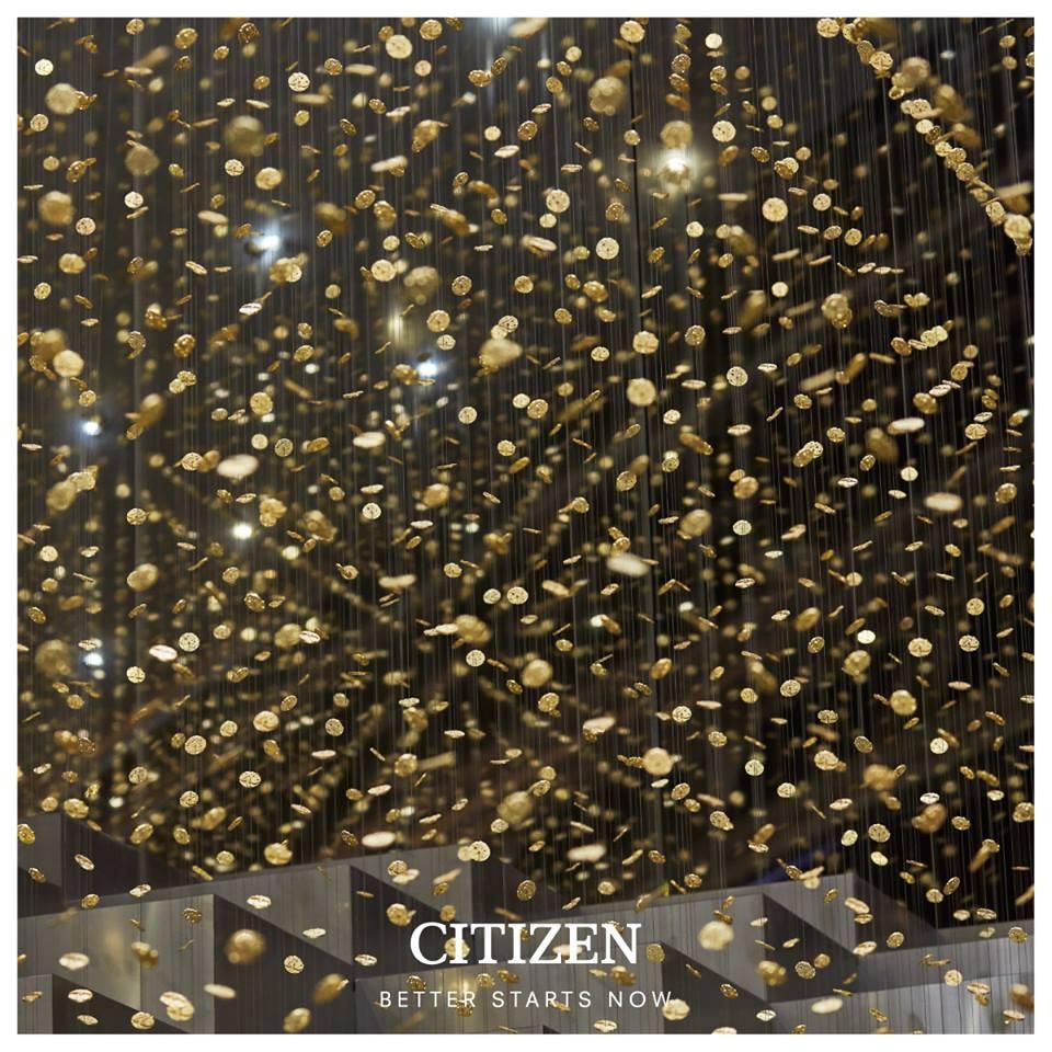 Gian hàng CITIZEN tại BASELWORLD 2018. 5