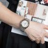 Đồng hồ Citizen FE6024-55B đeo trên tay
