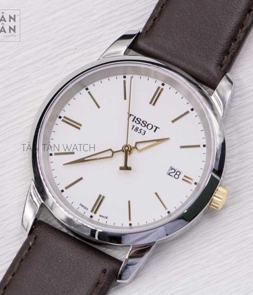 Đồng hồ Tissot T033.410.26.011.01 mặt trước