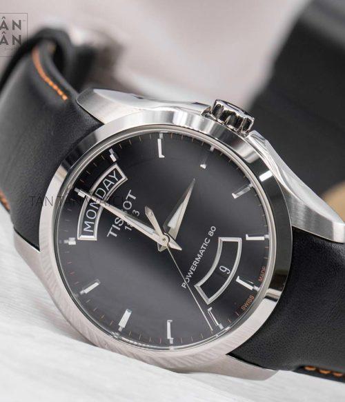 Đồng hồ Tissot T035.407.16.051.03 mặt trước