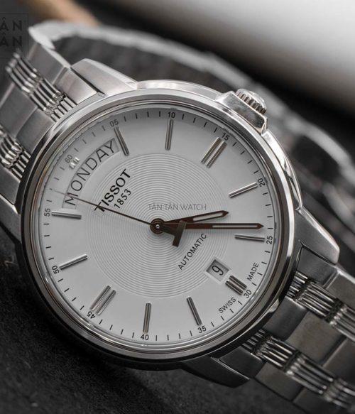 Đồng hồ Tissot T065.930.11.031.00 mặt trước