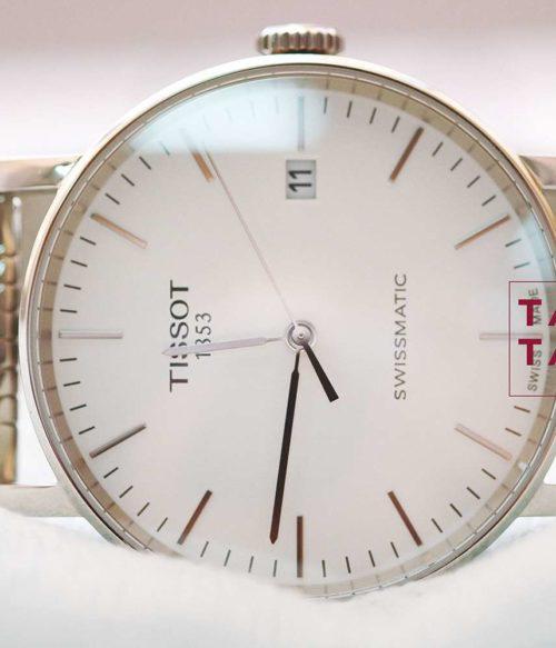 Đồng hồ Tissot T109.407.11.031.00 mặt trước