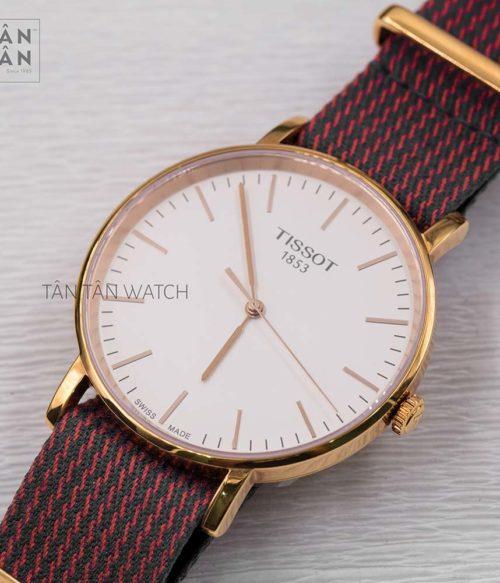 Đồng hồ Tissot T109.410.38.031.00 mặt trước