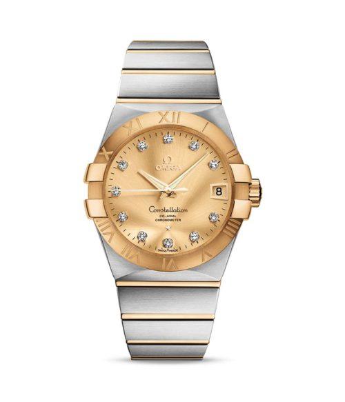 Đồng hồ Omega 123.20.38.21.58.001