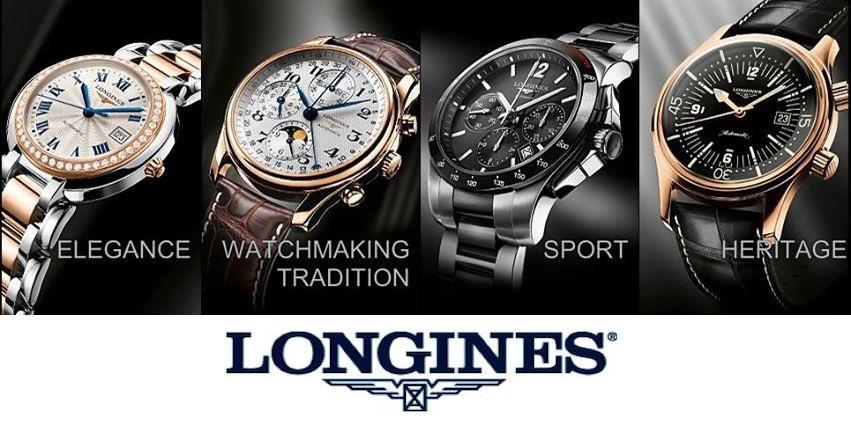 Đồng hồ Longines chính hãng mua ở đâu