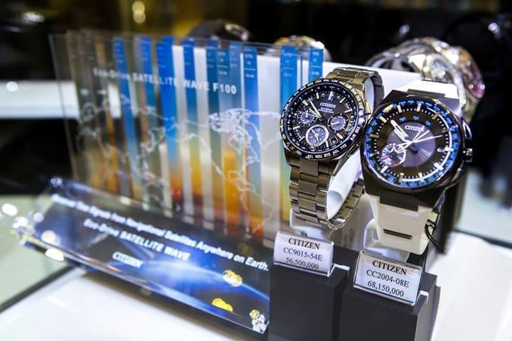Mua đồng hồ Citizen chính hãng ở đâu