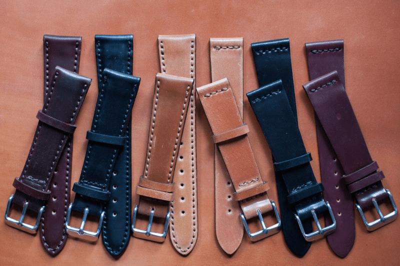 Đồng hồ đeo tay Chất liệu Dây da - Lí do khiến hàng triệu người mê muội 1