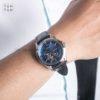 Đồng hồ Citizen NP1010-01L đeo trên tay