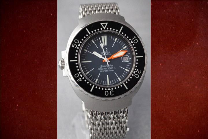 Lịch sử dòng đồng hồ Omega Seamaster lừng lẫy của thương hiệu Omega. 7