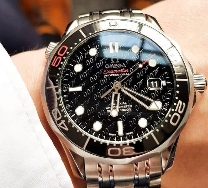 Lịch sử dòng đồng hồ Omega Seamaster lừng lẫy của thương hiệu Omega. 13