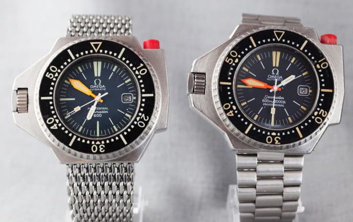 Lịch sử dòng đồng hồ Omega Seamaster lừng lẫy của thương hiệu Omega. 6