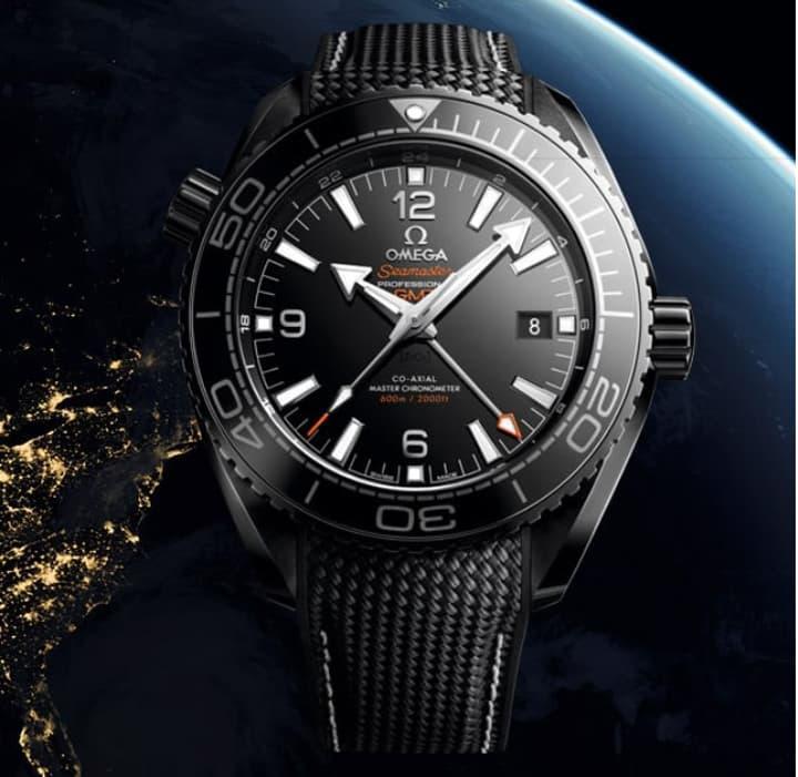 Lịch sử dòng đồng hồ Omega Seamaster lừng lẫy của thương hiệu Omega. 2